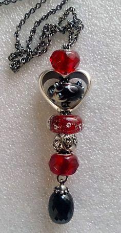 My Onyx Fantasy Necklace