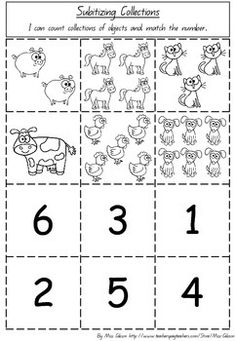 subitizing animals to 10 peg puzzles literacy ideas pinterest subitizing puzzles and animals. Black Bedroom Furniture Sets. Home Design Ideas