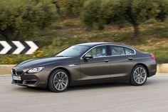 BMW Série 6 Gran Coupé : l'élégance (é)mouvante - Ouestfrance-auto