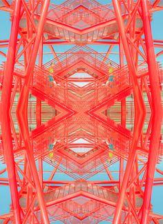 fineart, perspectiv, geometry Geometry, Minimalism, Tower, Fine Art, Vintage, Gallery, Building, Design, Rook