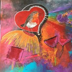 Robins, Blog, Painting, Art, Art Background, Robin, Painting Art, Kunst, Blogging