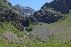 Salto de Tendeñera y Punta Chornaleras (2616 metros)
