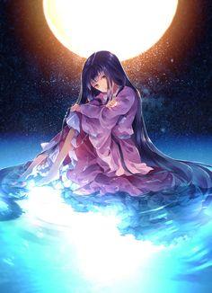 「明月」/「砂雲」のイラスト [pixiv]