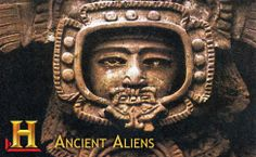 Ancient Aliens - Proof of UFOs in the ancient past.  Artifacts and artwork from ancient civilizations depicting flying vehicles, alien beings and ancient technology.