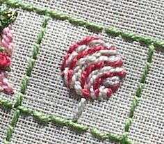 Needle and Thread Adventures: 25 Days of Christmas Stitchalong: Day 3