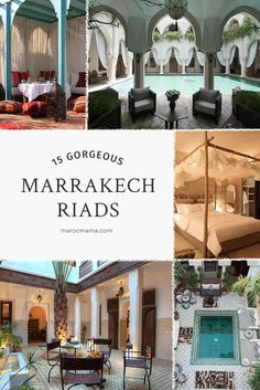 15 Beautiful Riads in Marrakech | Where to Stay in Marrakech | Riads