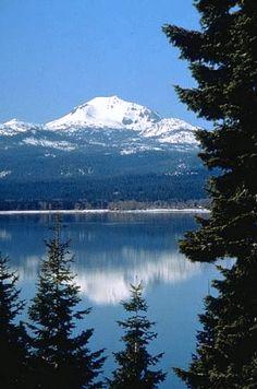 Lake Almanor. Mt. Lassen.. California. Beautiful. Camping, fishing, and very relaxing.