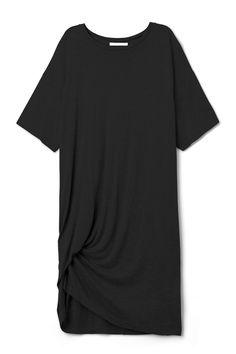 Weekday Bryn Dress in Black