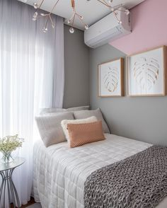 Home Decor Bedroom, Girl Bedroom Decor, Bedroom Decor, Stylish Bedroom, Bedroom Wall Designs, Bedroom Interior, Interior Design Bedroom Teenage, Dorm Room Inspiration, Cozy Room Decor