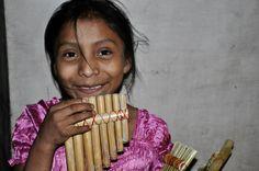 Marimba, flauti di pan, tutte particolarità musicali del Guatemala che lo rendono unico e terribilmente affascinate!