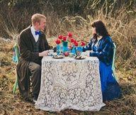 Doctor Who Wedding  |  meggan joy photography