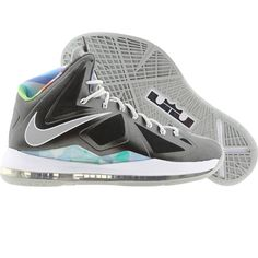 4a7c2cac07beab Nike LeBron X - Prism. This is my favorite color-way