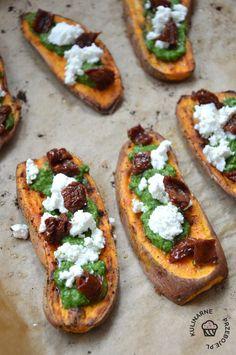 Vegetable Pizza, Pesto, Baked Potato, Potatoes, Baking, Vegetables, Ethnic Recipes, Food Ideas, Foods