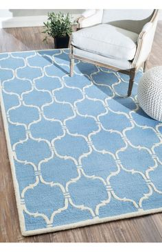 Rugs USA Tuscan Trellis VS133 Blue Rug. Rugs USA pre Black Friday Sale up to 75% Off! Area rug, rug, carpet, design, style, home decor, interior design, pattern, home interior,  trends, home, statement, fall,design, autumn, cozy, sale, discount, interiors, house, free shipping, fall decorations, fall crafts, fall décor, great winter, winter, warm, furniture, chair, art.