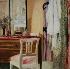 ◇ Artful Interiors ◇ paintings of beautiful rooms - Interieur, Robert Breyer