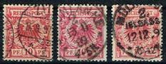 Germany 48 Stamps - Arms of Germany Stamps - EU GER 48x-2 USED CV
