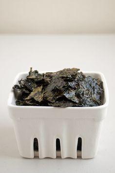 Salt and Vinegar Kale Chips | POPSUGAR Food