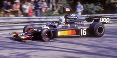 1975 GP Hiszpanii (Montjuich Park) Shadow DN5 - Ford (Tom Pryce)