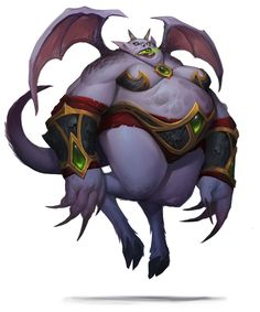 Imp Mother from World of Warcraft: Legion