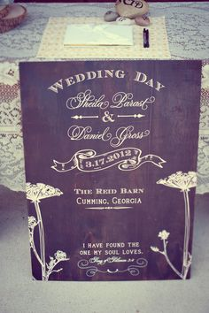 "Custom Wooden Wedding Sign "" welcome to our rehearsal dinner"""