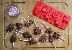sucette-chocolat-noel-en-cuisine Cake, Desserts, Food, Kitchen, Candy Bars, Good Stocking Stuffers, Bricolage Noel, Food Porn, Eten