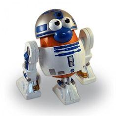 Mr. Potato Head Star Wars R2D2 Action Figure