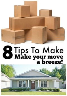 How To Sell Your Home Fast  & 8 tips to make your move so much easier on you!