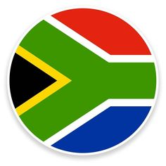 South African Flag Embosser and cutter
