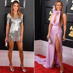 Try one, or all, of these toning moves for long, lean legs like the stars at this year's Grammys. | Health.com