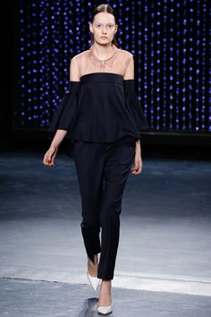Milly Fall 2016 Ready-to-Wear Fashion Show