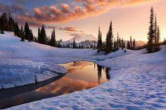 Monte Rainier,Washington,USA ©Ph.Stefan Hefele