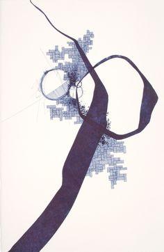 Asvirus 24 (framed), Derek Lerner