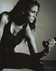 Jennifer Lopez Workouts and Diet Secrets | Muscle world