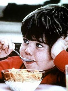 This brings back memories. Life Cereal's Mikey...........give it to Mikey, he'll eat anything!