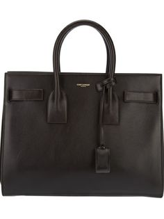 For the working girl: Saint Laurent 'Sac De Jour' Tote. Discover all the luxury holiday gifts at shop.genteroma.com