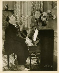 "Laurel and Hardy ~ ""Beau Hunks"" (1931)"