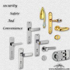 Door Handles and Lock