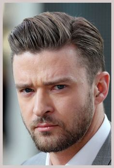 Justin Timberlake, Ryan Gosling, David Beckham, Macklemore and Gareth Bale have all been seen rocking this slicked back hairstyle. Here's how to achieve it…