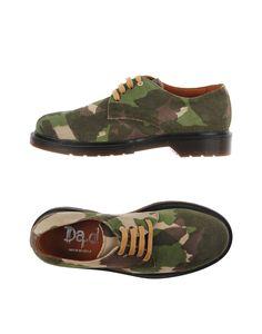 DA.D Обувь на шнурках