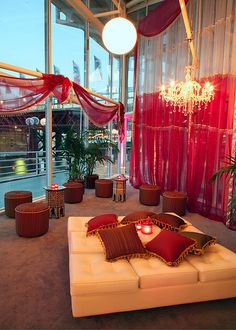 The Terrace Room - Moroccan Theme by Australian National Maritime Museum, via Flickr