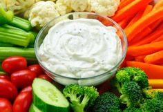 SAUCE A L'ANETH (yaourt, mayonnaise, aneth, poivre) - Pour légumes crus