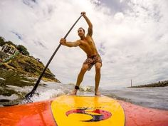 Ultimate place to SUP in Rio! | Cover-More Travel Insurance - http://stofix.net/insurance/travel-insurance/ultimate-place-to-sup-in-rio-cover-more-travel-insurance/