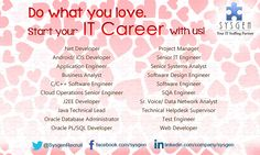 Start Your Career With Sysgen : We're looking for Web Developer, Test Engineer, Application Engineer and more!  Visit our website http://sysgen.com.ph/it-job-openings-philippines/ for the complete list and job details. You can also send your resume to hr-fb@sysgen.com.ph #IT #jobs #Sysgen