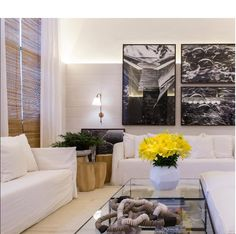 Ambiente do top arquiteto David Bastos na mostra Casa Cor São Paulo.