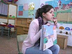 "Cuentacuentos con Kamishibai de ""Lo que Escuchó la Mariquita"" Story Time, Ideas Para, Montessori, Storytelling, Lunch Box, Language, Youtube, Teaching, Education"