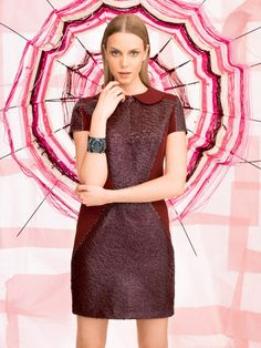 Burda Easy Autumn/Winter 2013-2014  #opticalillusiondress