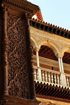 Seville, Spain - Alcazar