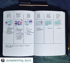 I always run out of room in my future log. I love these@pages by…