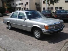 Mercedes-Benz-280-SE-H-Kennzzeichen-TueV-NEU