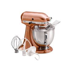 KitchenAid KSM152PS Custom Metallic 5-qt. Stand Mixer, Multicolor Learn how you could obtain the best stand mixer for your kitchen @ www.smallappliancesforkitchen.net